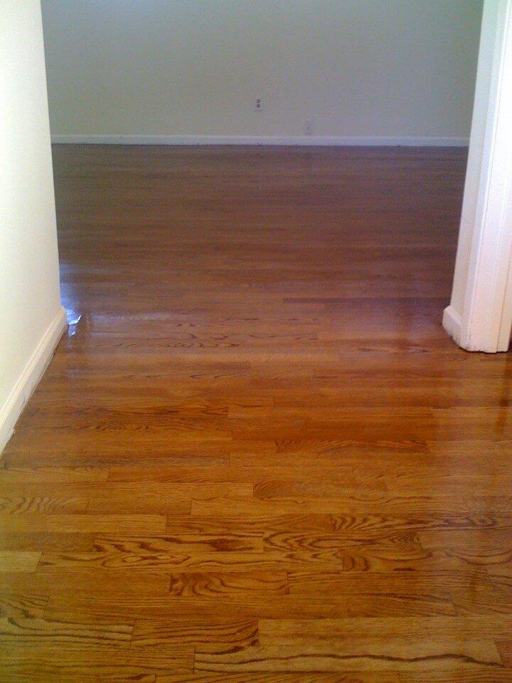 Engineered Floor And Hardwood Stairs Installation ...